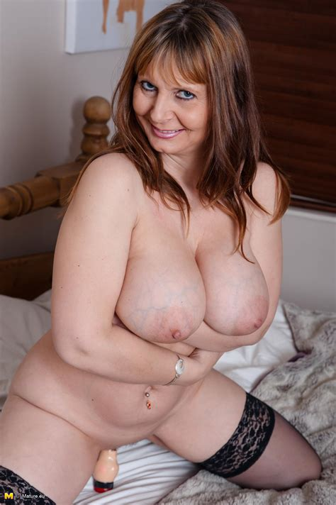 Hot British Milf Alex Loves To Show Her Naughty Side