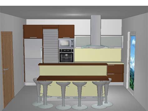 plan de cuisine en 3d gratuit une projet de cuisine sur mesure plan 3d et devis gratuit