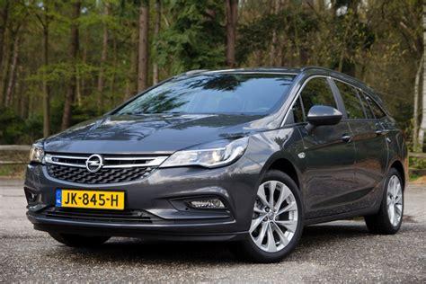 Opel Astra Sport Tourer by Test Opel Astra Sports Tourer 2017 Autokopen Nl