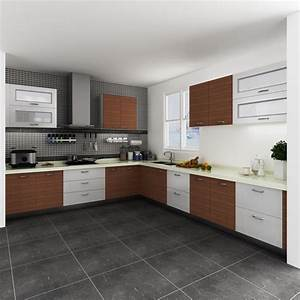 modular kenya project simple l shaped small kitchen With what kind of paint to use on kitchen cabinets for customize sticker