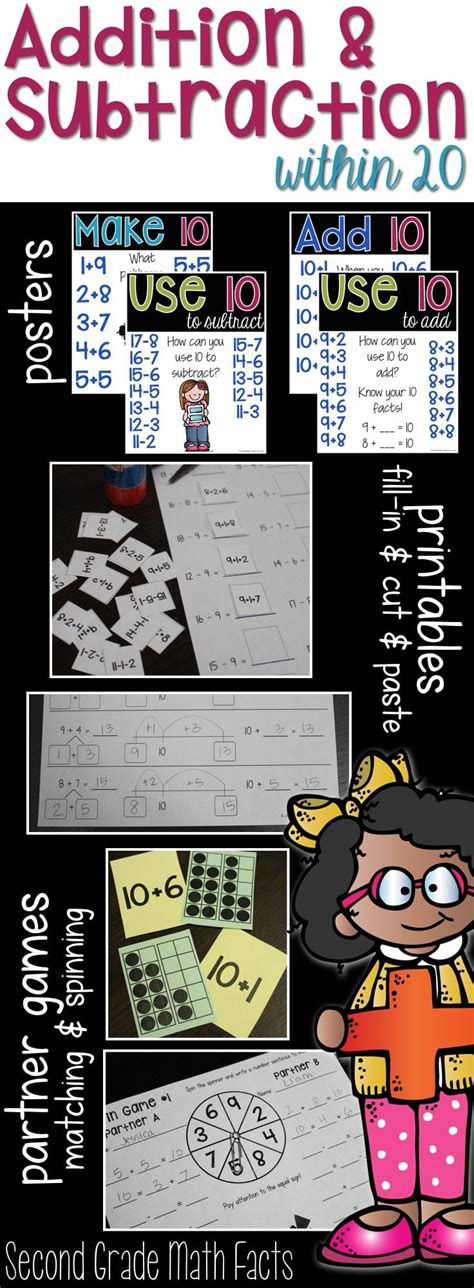 Double digit addition (without updated september 13, 2019. 1St Grade Math A Dish On And Subtract 2 Digit - Add and Subtract Within 10 Fluently- 1st Grade ...