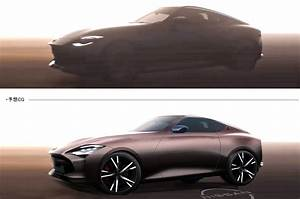New, Nissan, 400z, Sports, Car, Imagined, With, Gt