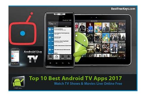 best apps to download on android tv
