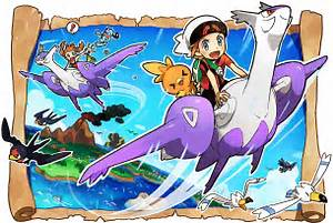 Pokemon Omega Ruby and Alpha Sapphire Will Enable Players to Fly Through Hoenn tml