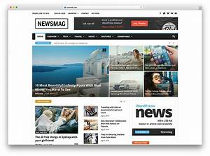 34 Best WordPress Newspaper Themes for News Sites 2018 ...