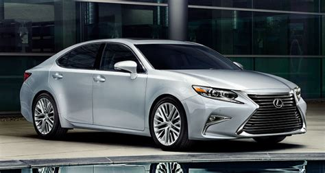 lexus es    colors release date redesign