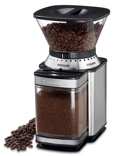 Cuisinart Supreme Coffee Burr Grinder   cutleryandmore.com
