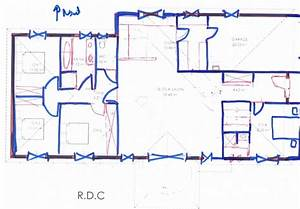 maison plain pied partie jour au sud 43 messages page 2 With plan maison entree sud 4 1 les plans de la future maison
