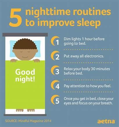 Sleep Help Things Ways Natural Turn Lights