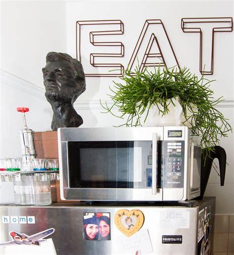 cuisine deco vintage visite un appartement féminin et à chicago