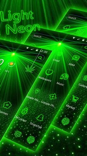 descargar laser green light  android gratis el fondo