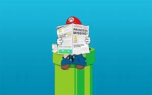 Wallpaper   Illustration  Humor  Toilets  Cartoon  Brand  Mario Bros  Advertising  Energy