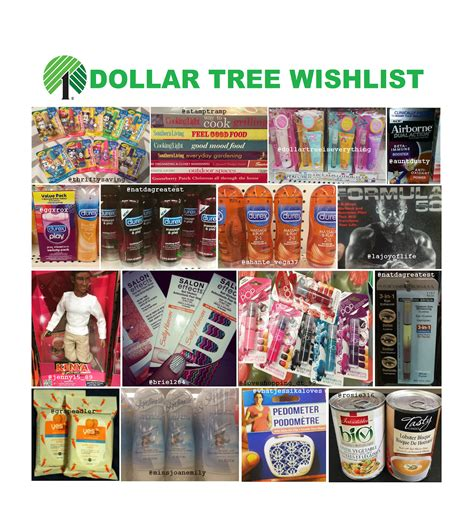 The Glossary Wishlist Wednesday #3  Dollar Tree