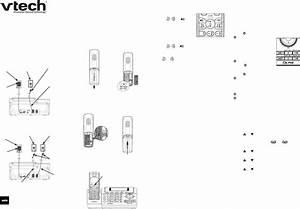 Vtech Cordless Telephone Ds6151 User Guide