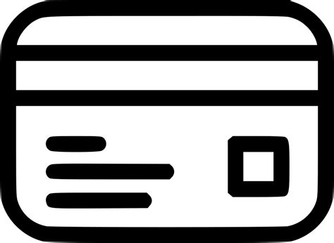 There is a definite order and the numbers give very specific. Badge Plastic Card Id Card Credit Card Bank Card Svg Png Icon Free Download (#561517 ...