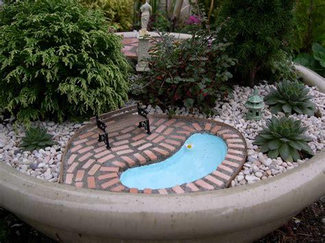 water for garden miniature gardening 103 the water the mini garden guru