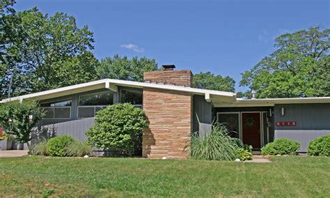 mid century modern house plans mid century modern ranch