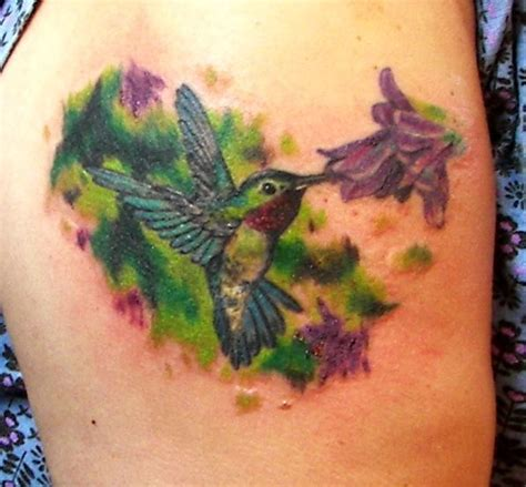 Hummingbird Cover Up Tattoo by Hummingbird Tattoo That Was A Cover Up Twice Holy Roller