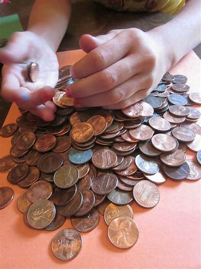 Counting Money Coins Estimating Math Teaching Learning