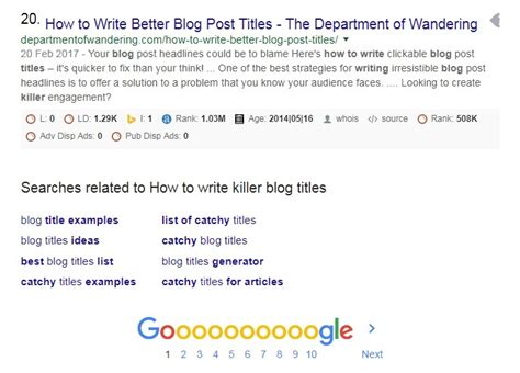 How To Write Killer Blog Titles That Convert