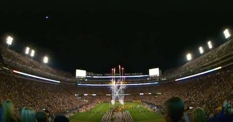 LSU drops electric hype video for first 'Saturday Night in ...