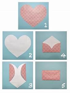Comment Fabriquer Une Enveloppe : faire ses propres enveloppes ~ Melissatoandfro.com Idées de Décoration