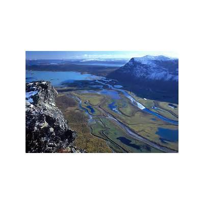 Sarek national park Lapland Swedenphoto ♥ SWEDEN