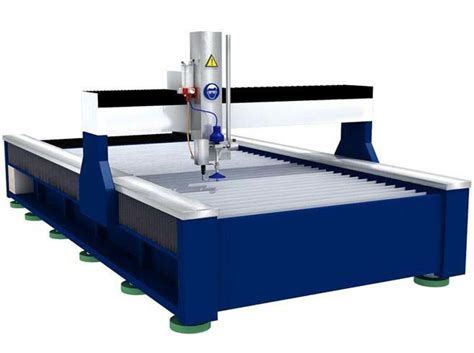 china bridge style cnc waterjet wood cutting machine