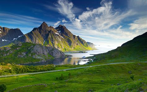 Nordic Landscapes Wallpapers  Hd Wallpapers  Id #10483