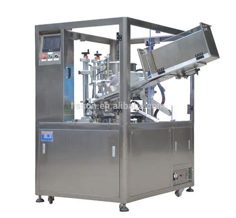 price ultrasonic plastic tubes automatic sealing machine  cosmetic lisson