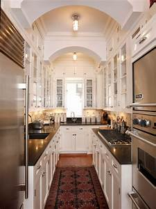 Galley Kitchen Inspirations & Functional Considerations ...
