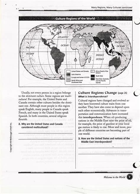 Worksheets Geography  Worksheet Example
