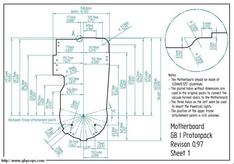 Ghostbusters Proton Pack Plans by 1000 Images About Ghostbuster Build S On