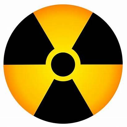 Symbol Radiation Svg Radioactive Nuclear Alternate Signs