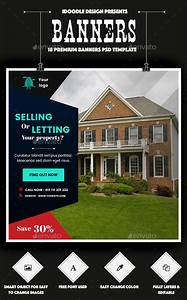 Template Real Estate Free 18 Real Estate Banners In Psd Vector Eps Ai