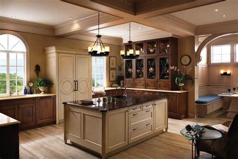 Kitchen Designs Woodmode's New American Classics Design