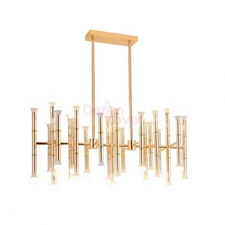 meurice chandelier meurice rectangle chandelier design by jonathan adler