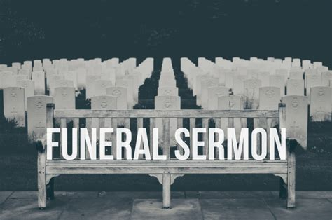 free funeral sermon pro preacher