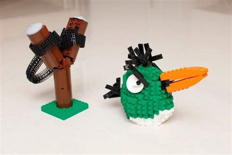 angry birds lego builds  addiction meets creativity