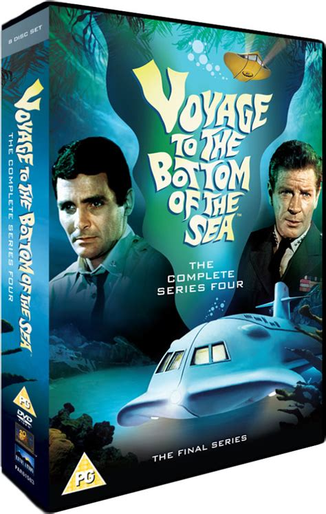 voyage bottom sea four complete series dvd ceneo