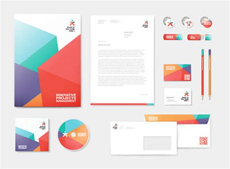 Design Brand by 50 Best Corporate Identity Design Packages Branding Projects