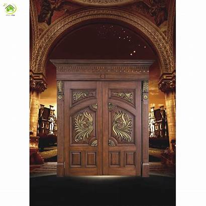 Entrance Villa Exterior Gate Main Doors Security