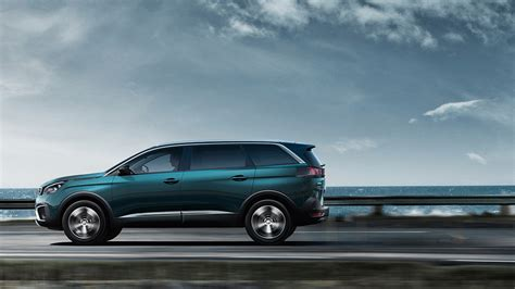 Peugeot 5008 Range Busseys New Peugeot Cars In Norfolk