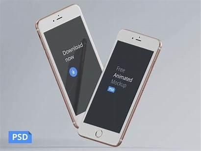 Iphone Mockups Mockup Psd Dribbble Ls Photoshop