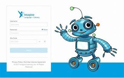Imagine Literacy Language Imaginelearning App Login Learning