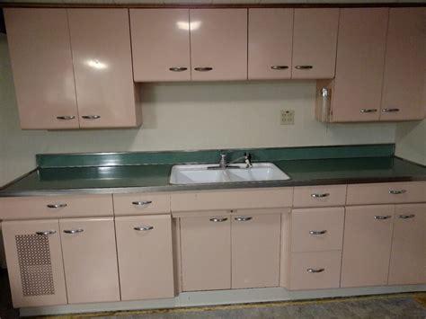 vintage metal kitchen cabinets full set ebay