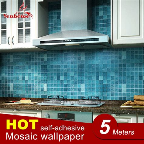 meter pvc wall sticker bathroom waterproof  adhesive