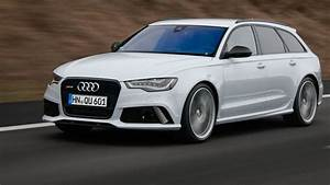 Audi A6 Break Prix : audi rs6 avant un break de course ~ Gottalentnigeria.com Avis de Voitures