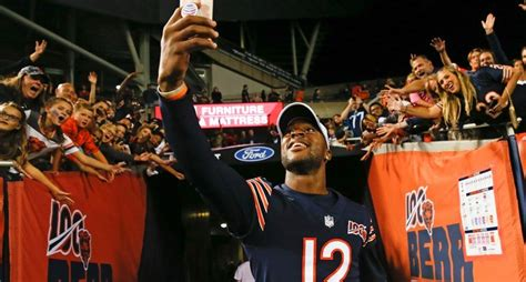 The Bears Turned Down Trade Offers for Allen Robinson and ...