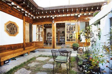 mengenal hanok rumah korea tradisional  mempesona